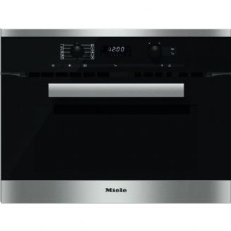MIELE H6200BM Oven with microwave | Combination cooking | Clean Stainless steel
